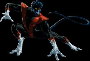 Nightcrawler-X-men-superhero-marvel-comics