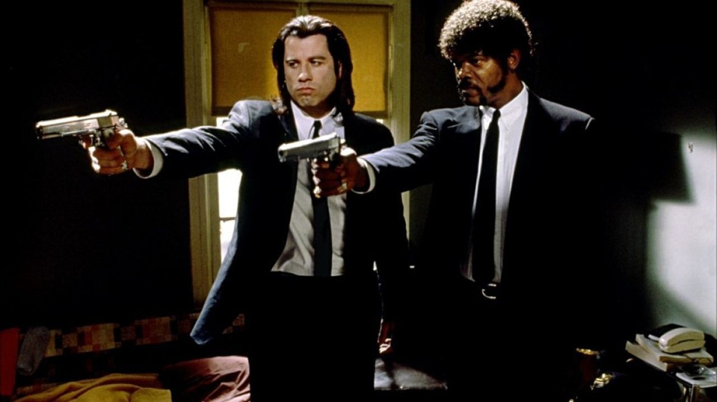 quentin-tarantino-pulp-fiction-films-filmography-ranked-best-worst-samuel-l-jackson-john-travolta