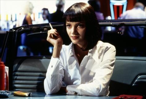 quentin-tarantino-pulp-fiction-uma-thurman-classic-film-ranked-filmography