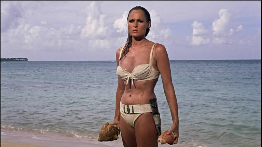 dr-no-james-bond-1962-sean-connery-ursula-andress-honey-ryder-spectre-movie-review-1962