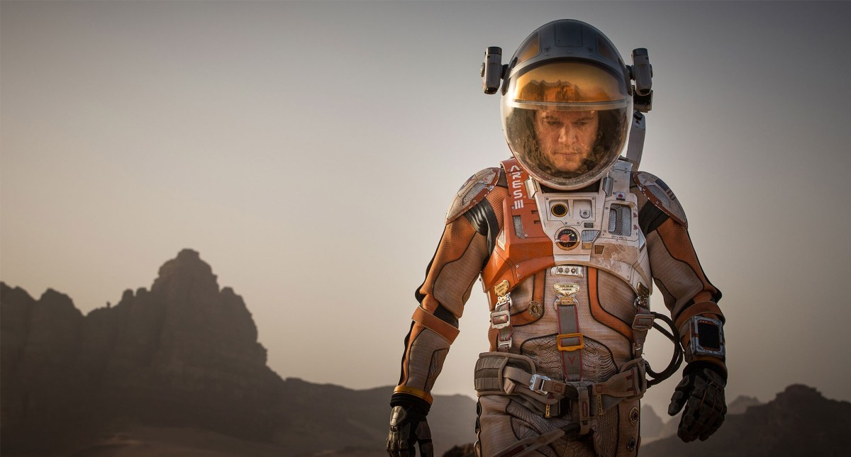 The Martian (2015) Movie Review