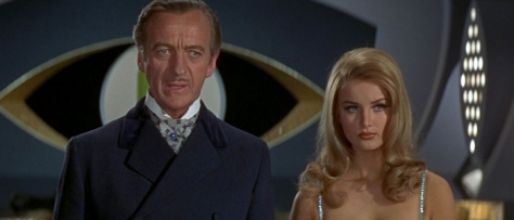 casino-royale-james-bond-007-peter-sellers-orson-welles-ursula-andress-david-niven-woody-allen-spy-spoof-movie-review-2015
