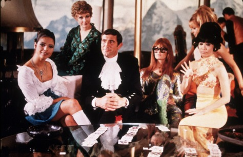 on-her-majestys-secret-service-james-bond-george-lazenby-1969-spy-thriller-movie-review