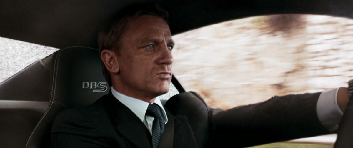 Ranking the James Bond Filmography