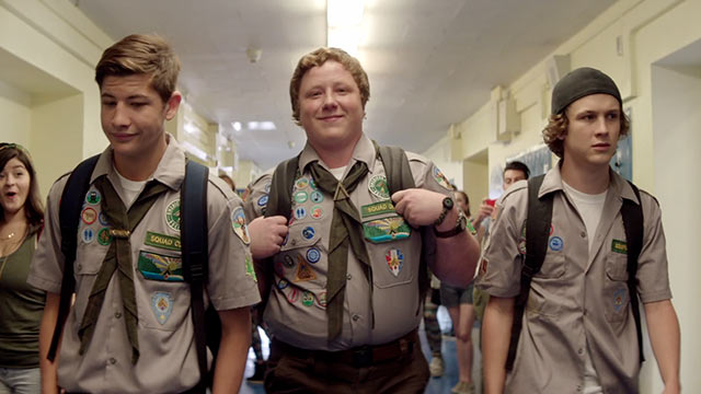 boy scout movie comedy