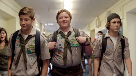 scouts-guide-to-the-zombie-apocalypse-tye-sheridan-sarah-dumont-david-koechner-cloris-leachman-blake-anderson-workaholics-horror-comedy-film-2015-movie-review