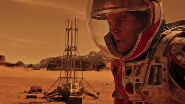 a review of the science fiction films the martian and interstellar Life is sci-fi skepticism for an era whose problems science can't solve here is a sci-fi movie more interested in fiction than science movies like the martian, interstellar.
