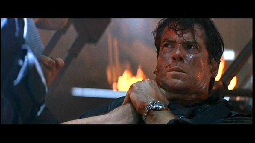 Tomorrow Never Dies 1997 Movie Review Cinefiles Movie Reviews