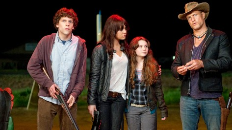 zombieland-emma-stone-woody-harrelson-jesse-eisenberg-horror-movie-best-top-ten-movie-reviews