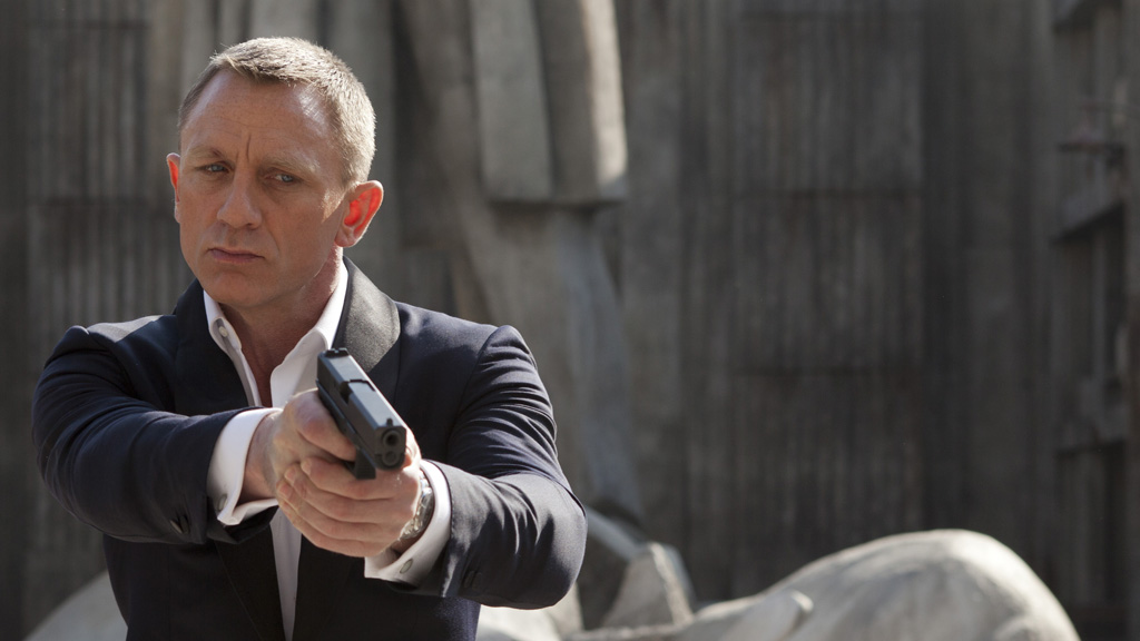 Image result for 007 movie 2012