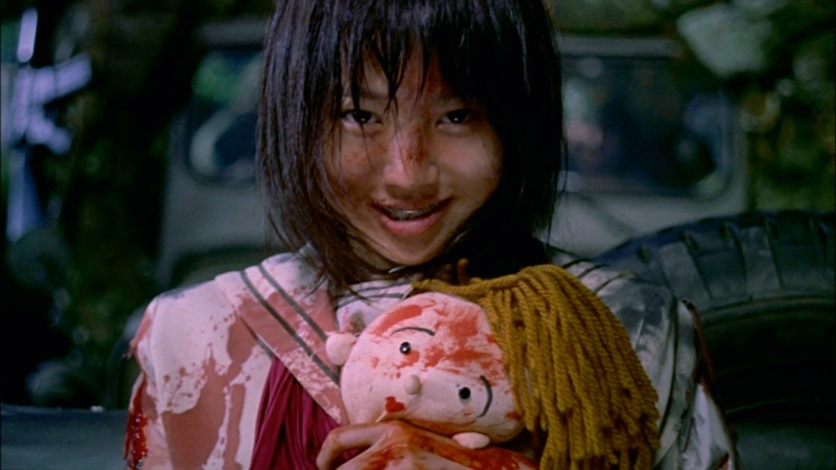 The Philosophy of Battle Royale: The Moral Suicide