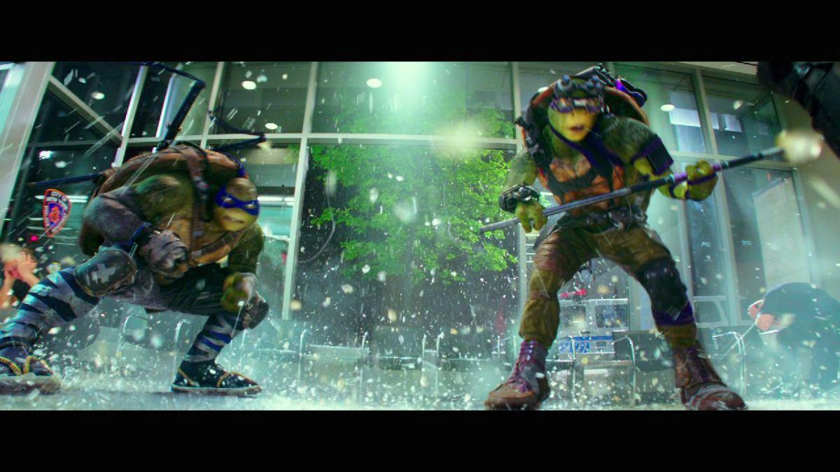 Leonardo The Ninja Turtle 2016