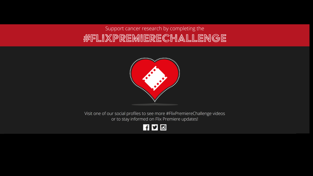 flix-premiere-challenge-cancer-research-good-cause