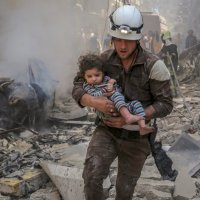 The White Helmets (2016) Short Film Review