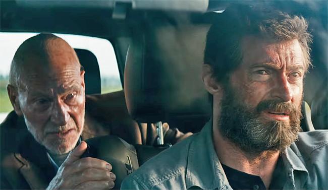 Image result for Logan Movie 2017