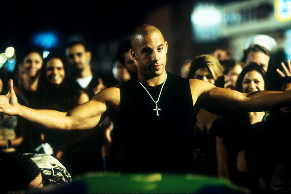 The Fast And The Furious 2001 Movie Review Cinefiles Movie Reviews