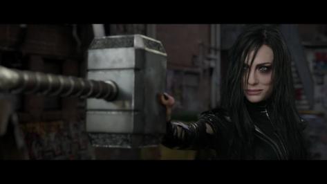 thor-ragnarok-cate-blanchett-marvel-movie-trailer-reaction-thor-hammer