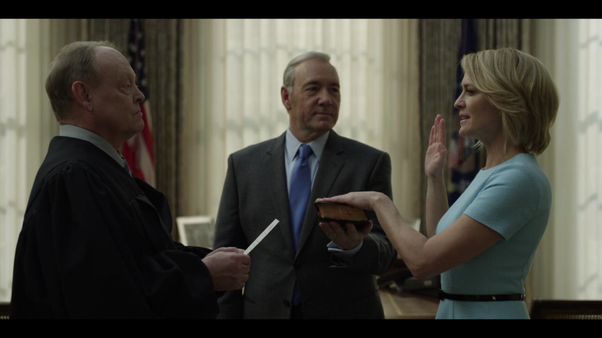 House of Cards Season Five Finale Recap & Review