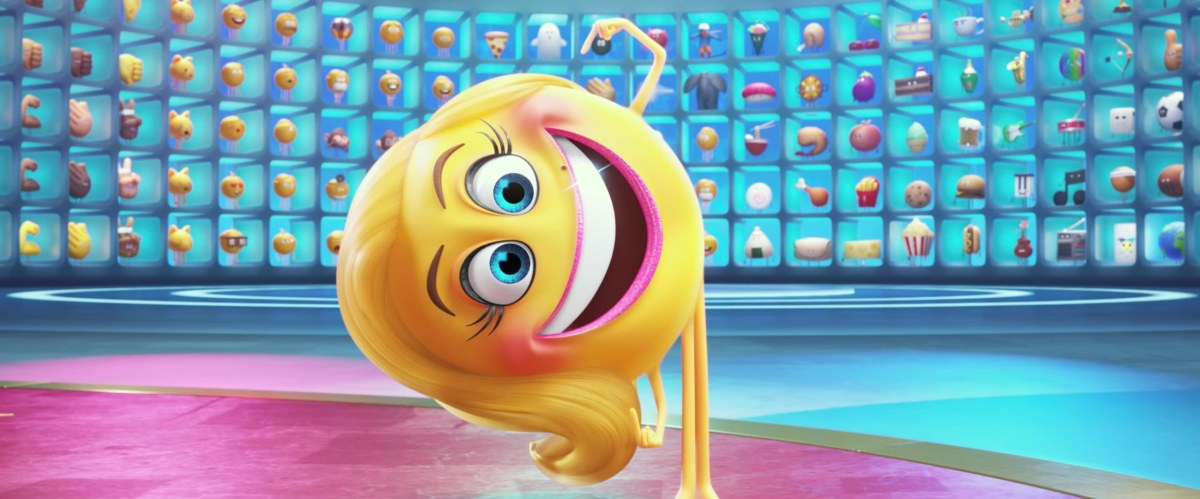 The Emoji Movie (2017) Movie Review