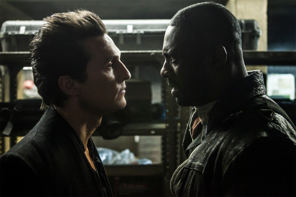 The Dark Tower (2017) Movie Review