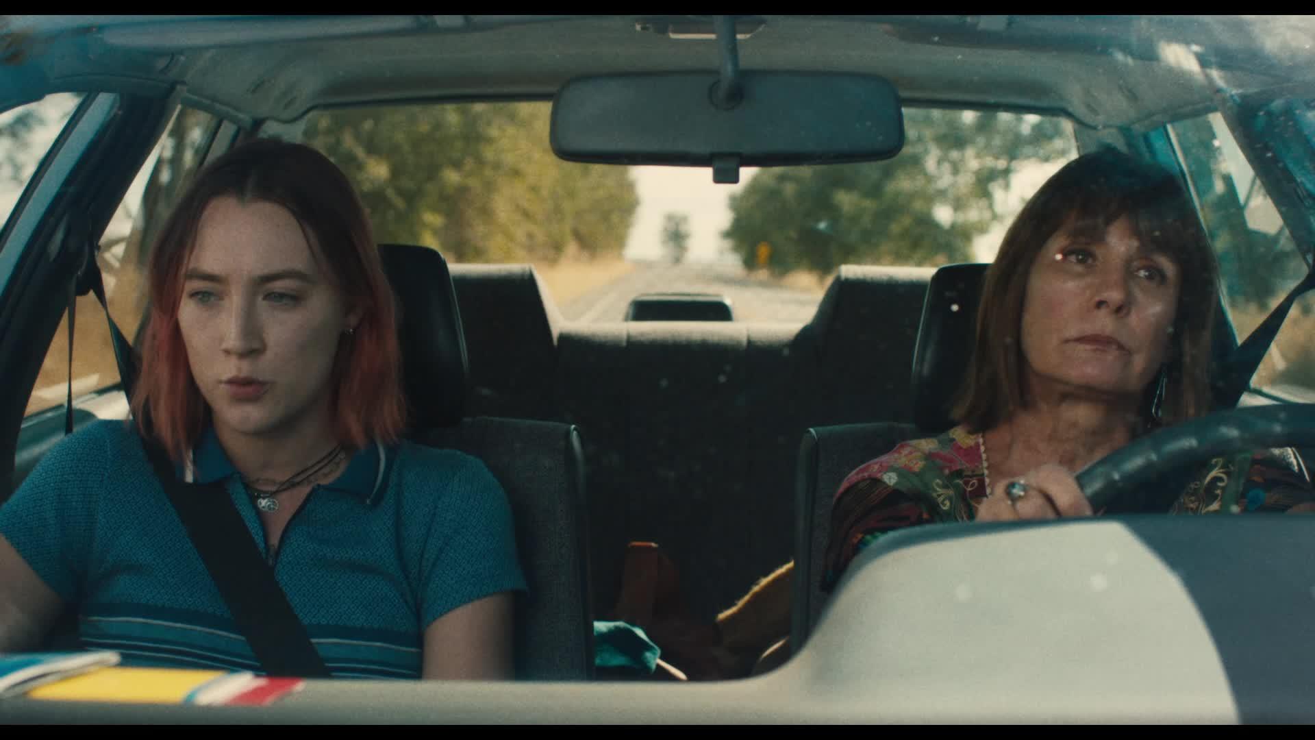 Girls Driving In Car Movie Scene