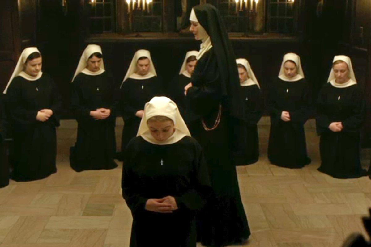 Roman catholic nun - 1 part 6