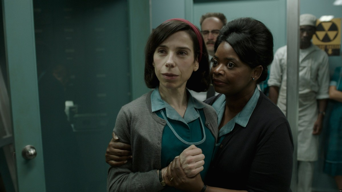 The Shape of Water (2017) Movie Review