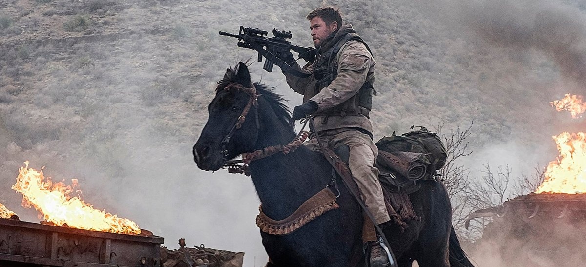 12 Strong (2018) Movie Review