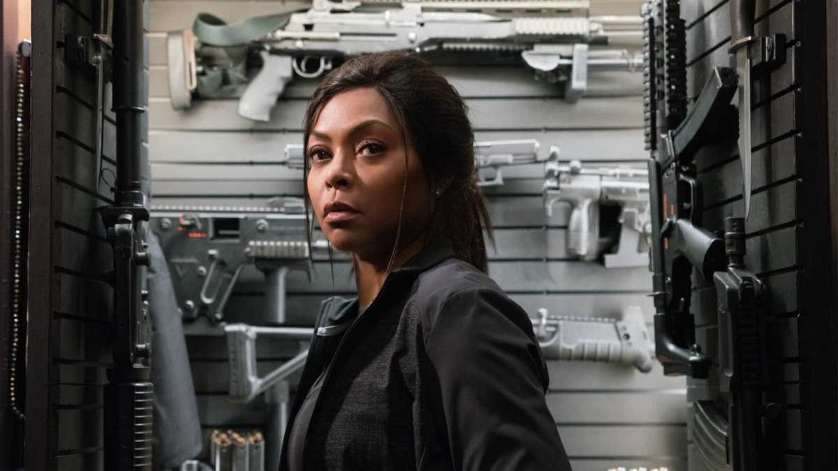 Proud Mary (2018) Movie Review