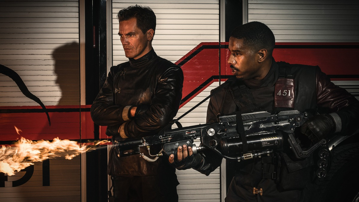 Fahrenheit 451 (2018) Movie Review