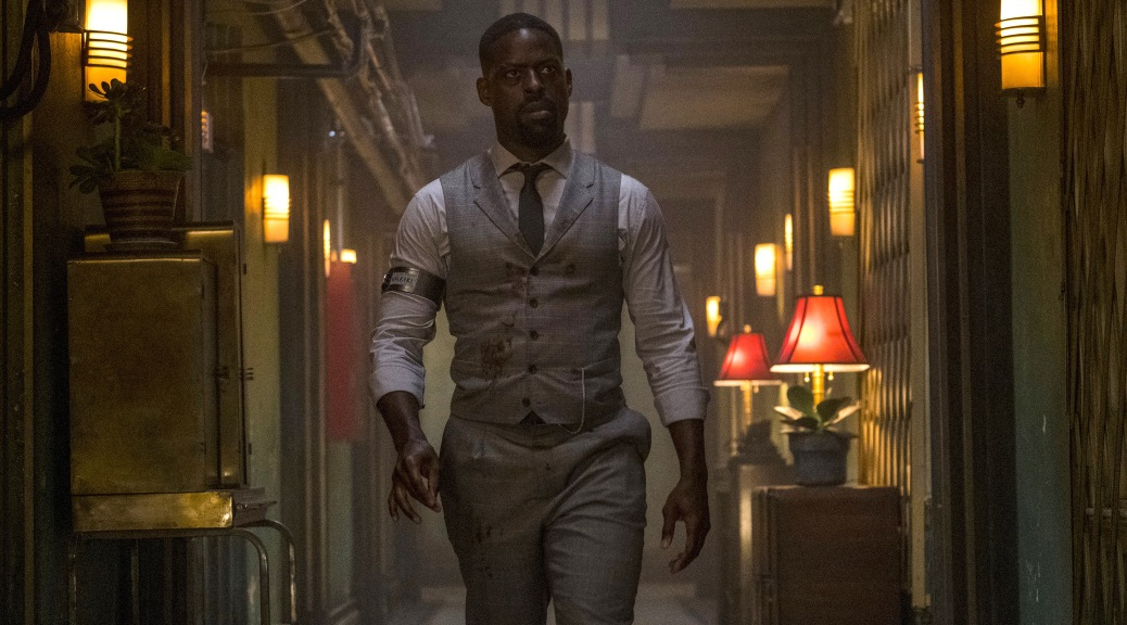Hotel Artemis (2018) Movie Review | CineFiles Movie Reviews