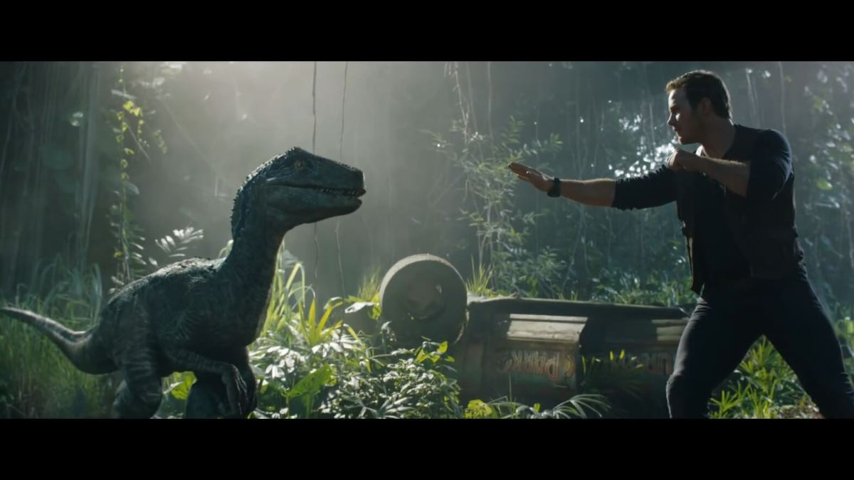 Jurassic World: Fallen Kingdom (2018) Movie Review