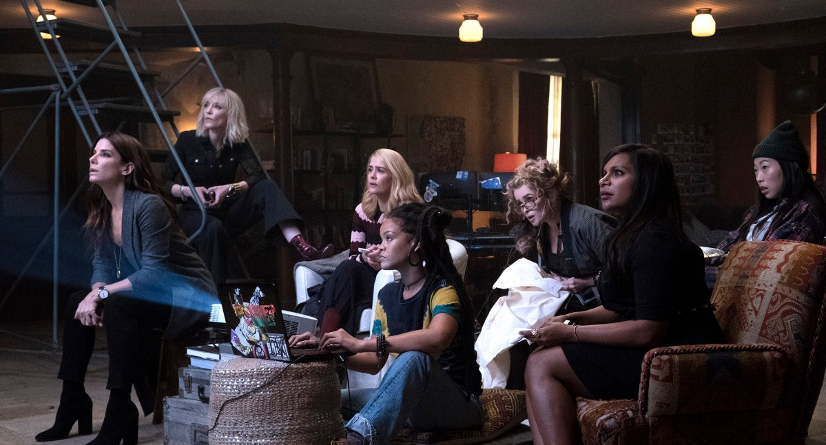 Ocean's 8 (2018) Movie Review