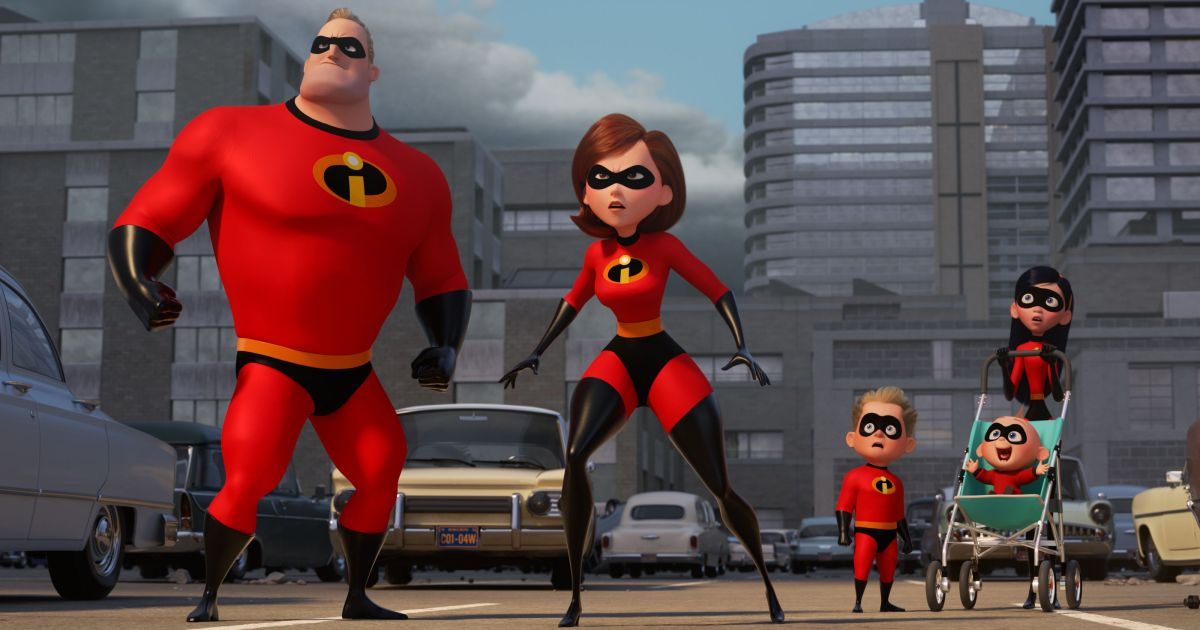 Incredibles 2 (2018) Movie Review