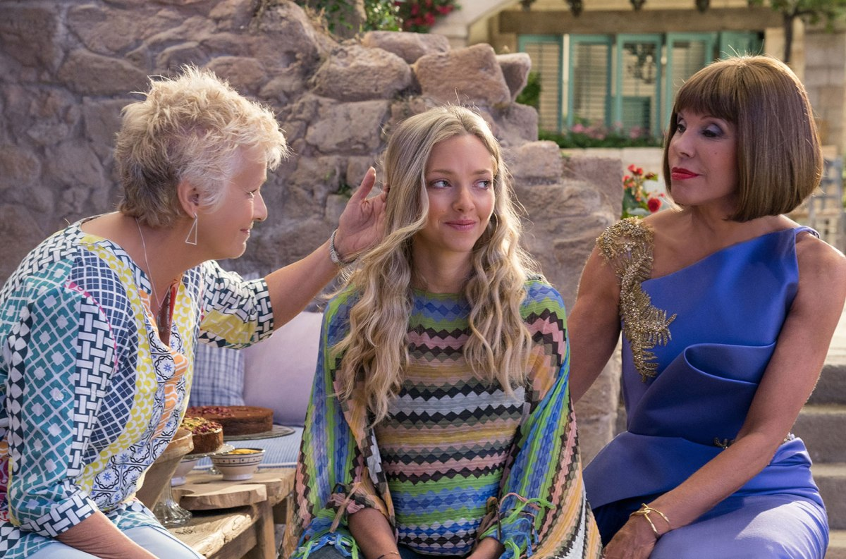 Mamma Mia! Here We Go Again (2018) Movie Review
