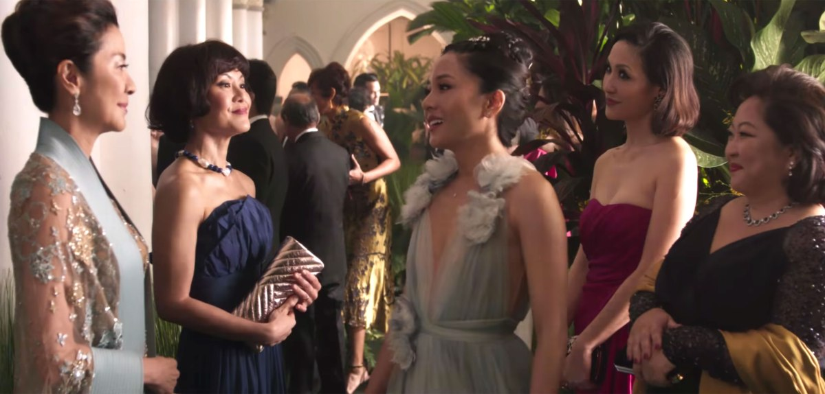 Crazy Rich Asians (2018) Movie Review