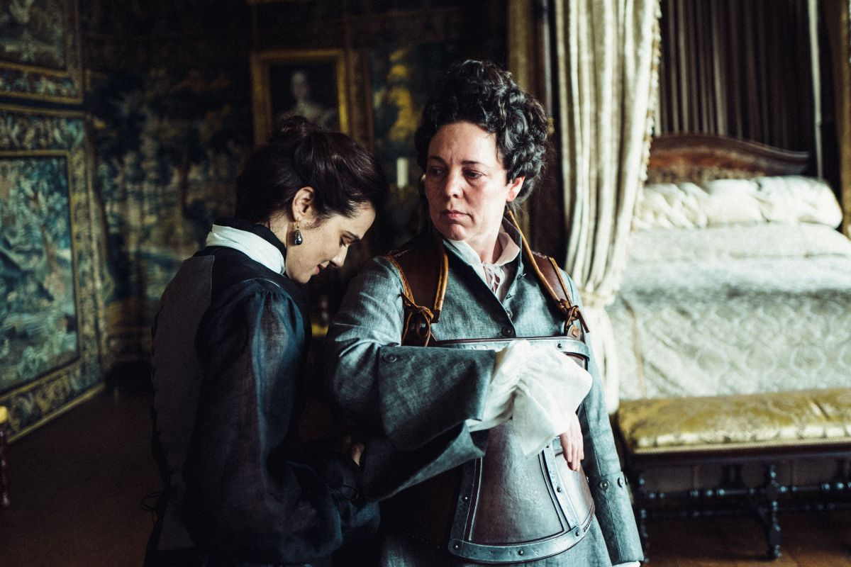 The Favourite: The Favourite (2018) Movie Review