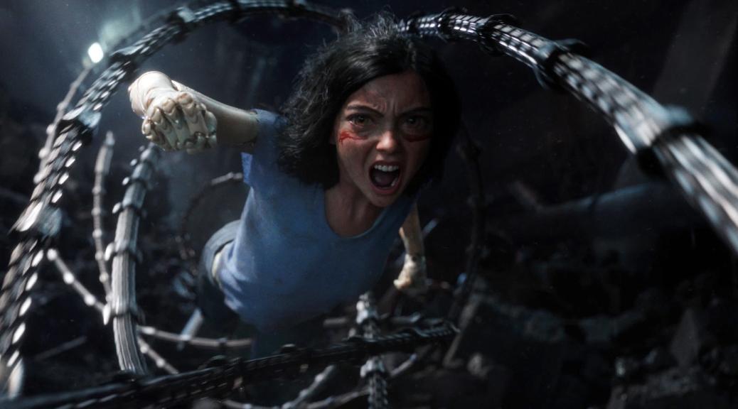 alita-battle-angel-adaptation-2019-movie-review-rosa-salazar-robert-rodriguez
