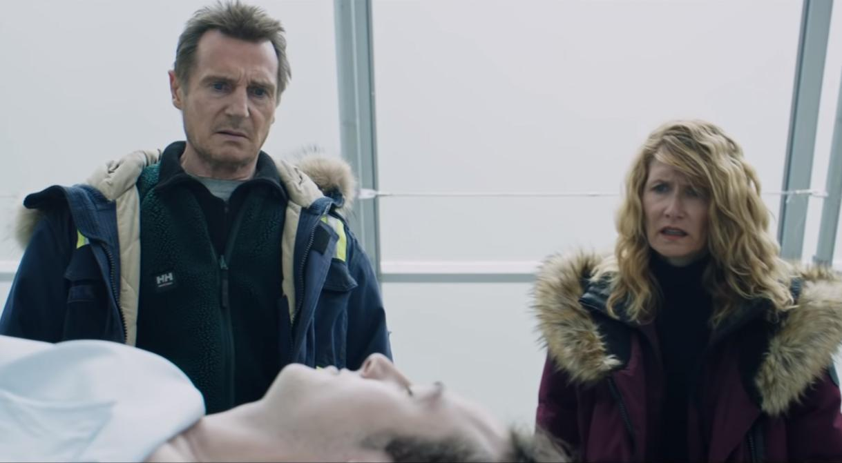 Image result for cold pursuit 2019