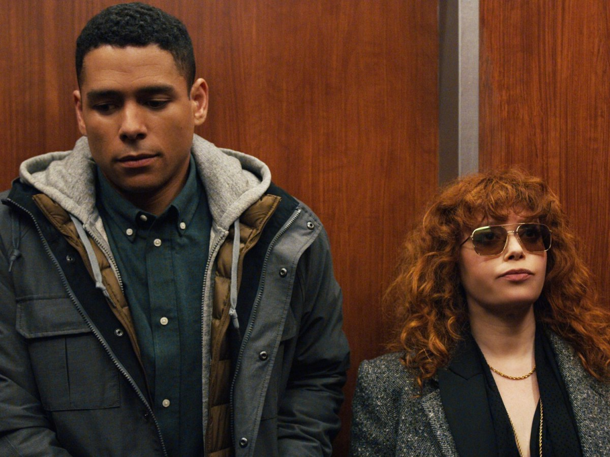 Russian Doll Season One (2019) TV Review