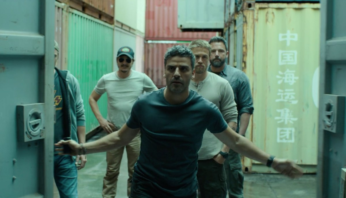 Triple Frontier (2019) Movie Review