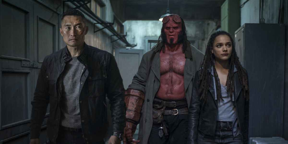 Hellboy (2019) Movie Review