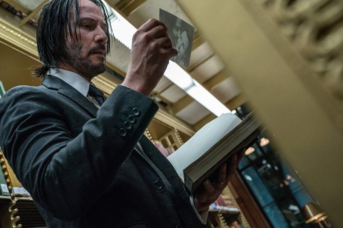 John Wick: Chapter 3 - Parabellum (2019) Movie Review